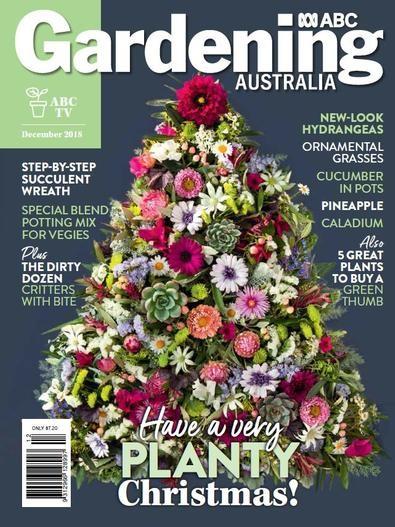 ABC Gardening Australia Magazine Subscription