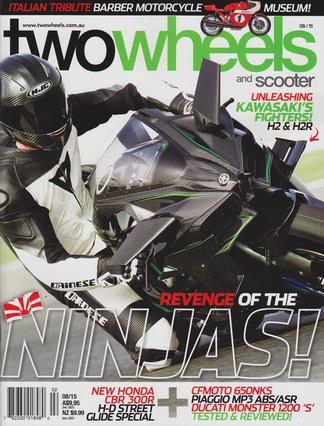 2wheels Magazine Subscription