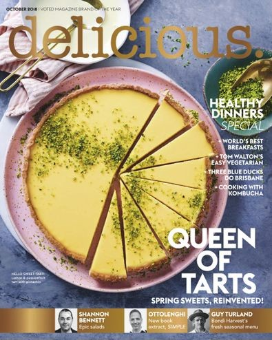 delicious.Magazine Subscription