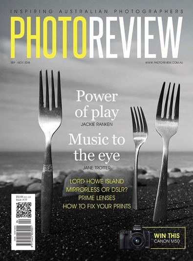 Photo Review Australia Magazine Subscription