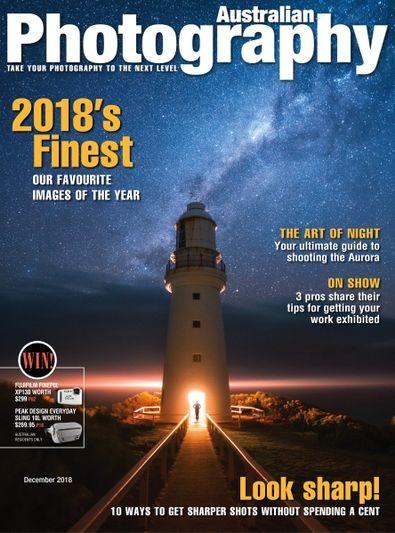 Australian Photography Magazine Subscription