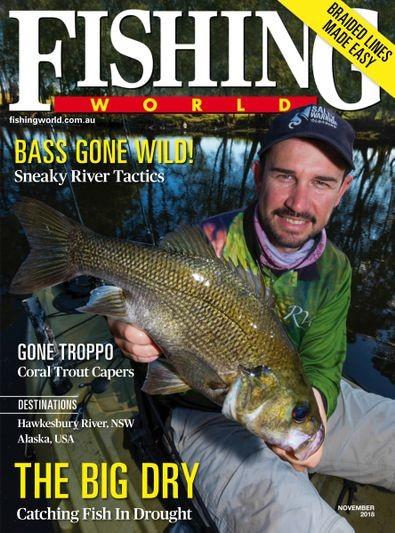 Fishing World Magazine Subscription