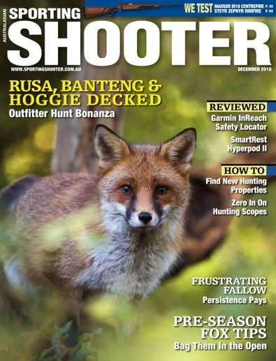 Sporting ShooterMagazine Subscription