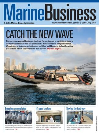 Marine Business Magazine Subscription