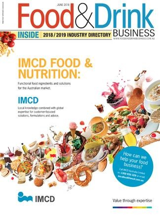 Food & Drink Business Magazine Subscription