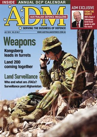 Australian Defence Magazine Magazine Subscription