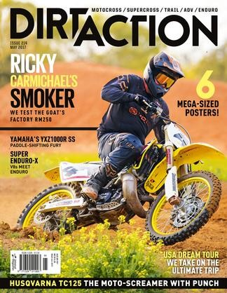 Dirt Action Magazine Subscription