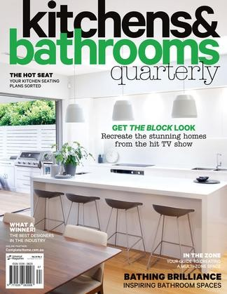 Kitchen & Bathroom Quarterly Magazine Subscription