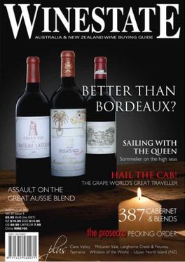 Winestate Magazine Subscription