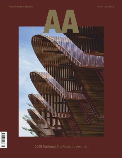 Architecture Australia Magazine Subscription