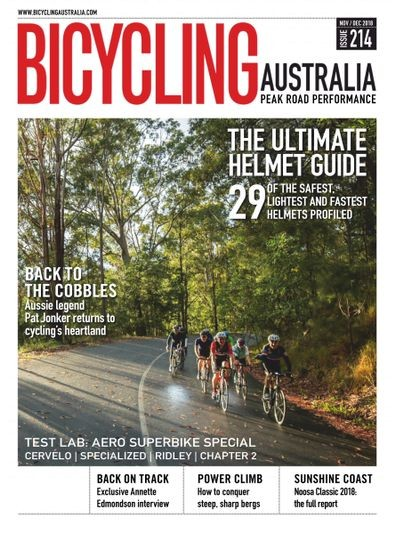 Bicycling Australia Magazine Subscription