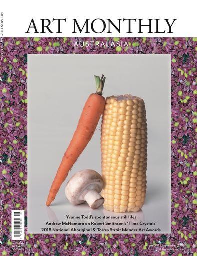 Art Monthly Australia Magazine Subscription
