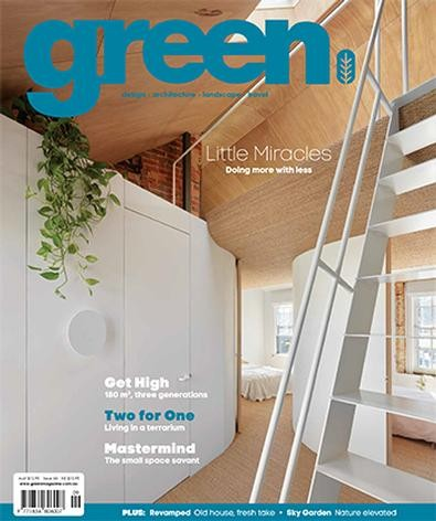 greenMagazine Subscription