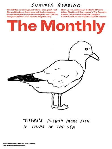 The Monthly Magazine Subscription