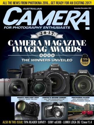 Camera Magazine Subscription