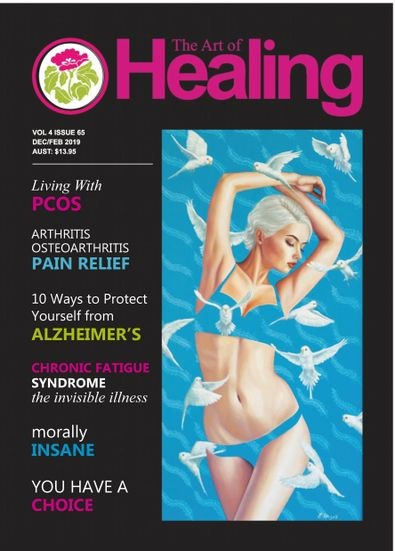 The Art Of Healing Magazine Subscription