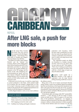 Energy Caribbean Magazine Subscription