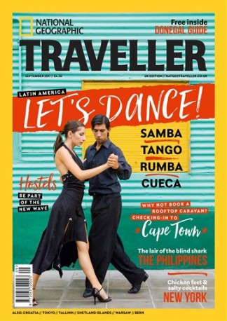 National Geographic Traveller UK Magazine Sub... | WHSmith