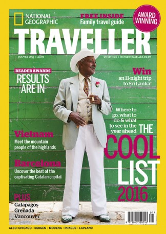 National Geographic Traveller UK Magazine Subscription