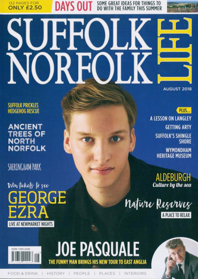 Suffolk Norfolk Life Magazine Subscription
