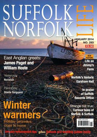 Suffolk Norfolk Life Magazine Subscription