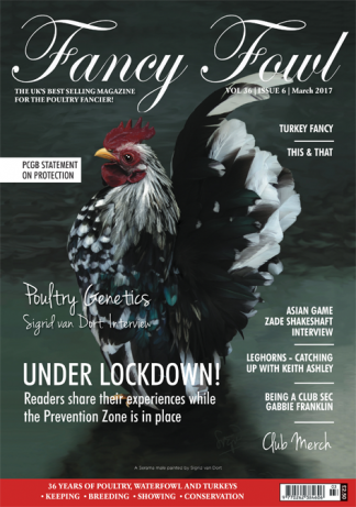 Fancy Fowl Magazine Subscription