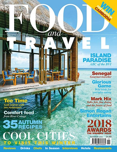 Food and Travel Magazine Subscription