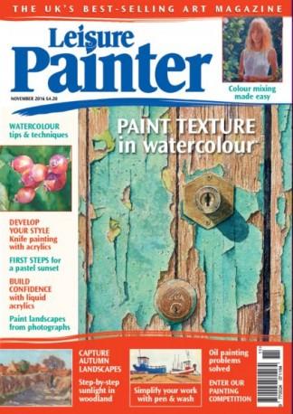 Leisure Painter Magazine Subscription