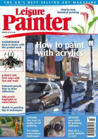Leisure Painter Magazine Subscription