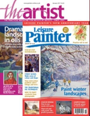 The Artist and Leisure Painter Package Magazine Subscription