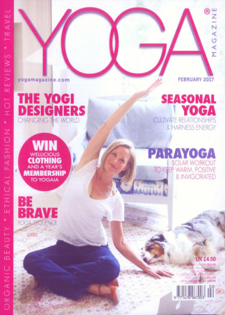 Yoga Magazine Magazine Subscription