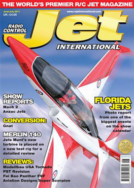 RC Jet International Magazine Subscription