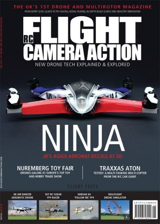 RC Flight Camera Action Magazine Subscription