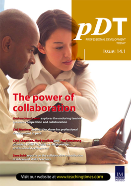 Professional Development Today Magazine Subscription