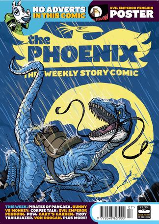 The Phoenix Magazine Subscription