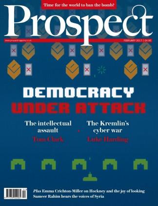 Prospect Magazine Subscription