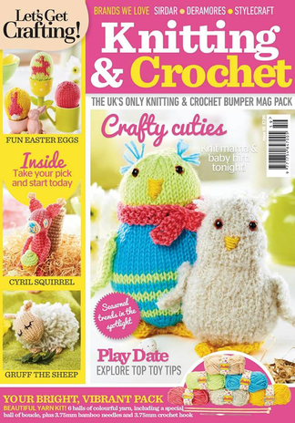 Let's Get Crafting Magazine Subscription