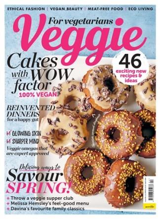 Veggie magazine subscription whsmith veggie magazine subscription forumfinder Images
