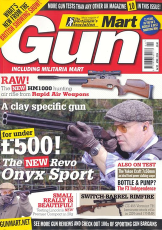 Gun Mart Magazine Subscription