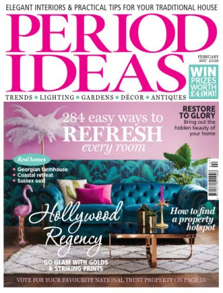 Period Ideas Magazine Subscription