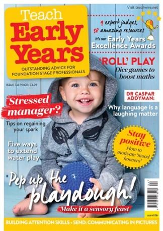 Teach Early Years Magazine Subscription