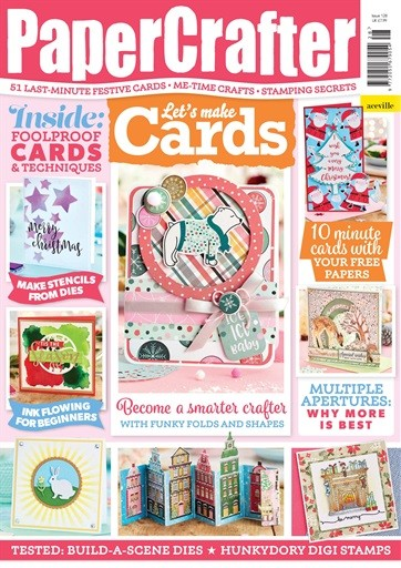 Papercrafter Magazine Subscription
