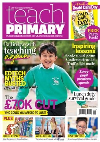 Image result for Teaching magazine
