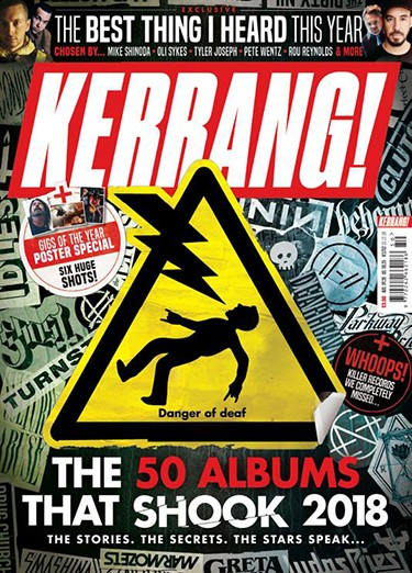 Kerrang! Magazine Subscription