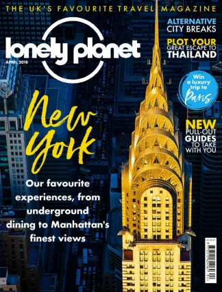 Lonely Planet Magazine Subscription