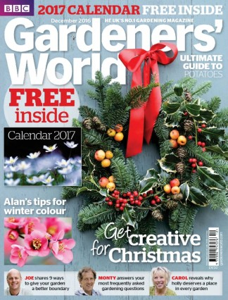 BBC Gardeners' World Magazine Subscription