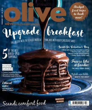 Olive Magazine Subscription