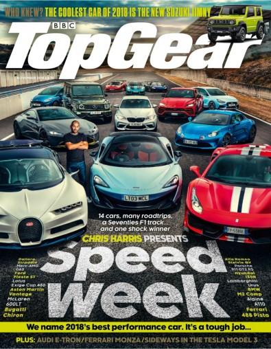 BBC Top Gear Magazine Subscription