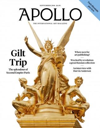 Apollo Magazine Subscription