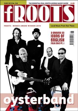 fRoots Magazine Subscription